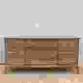 Mid Century Modern Lowboy Dresser by Heywood Wakef