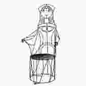 John Risley Lady Chair