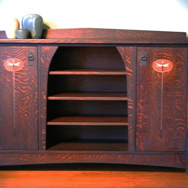 Dragonfly cabinet by CaledoniaStudios