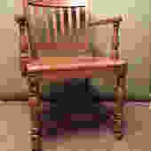 Circa 1920 Armchair