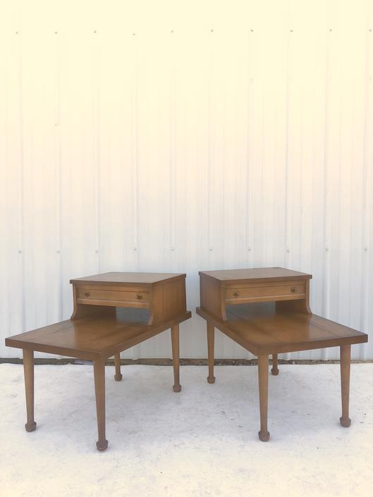 MCM Nightstands by American of Martinsville