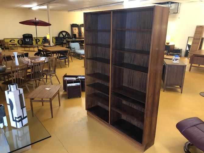 Poul Hundevad Danish Rosewood Bookshelf