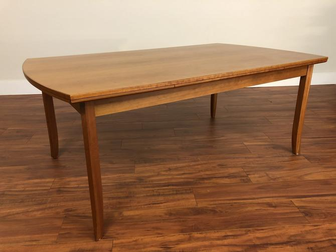 Nordic Furniture Large Draw Leaf Dining Table
