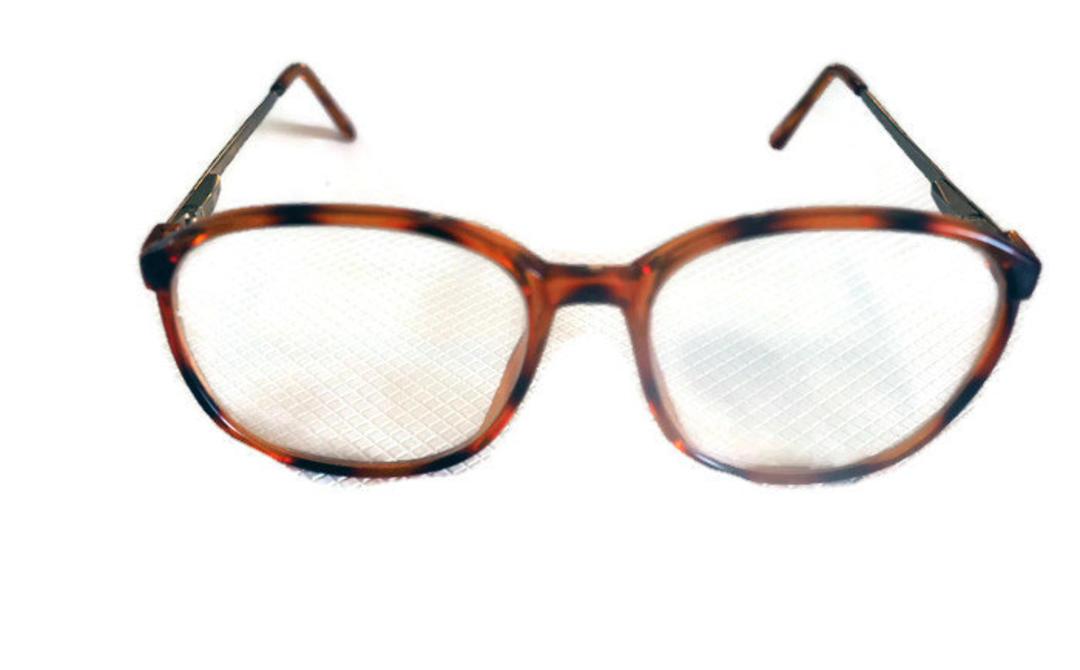fc4a74b6125 SALE Large Tortoise Style 80s Eyeglasses Stylish Huge Glasses Frames  Halloween Costume by VenusnFursVintage from Venus N Furs Vintage