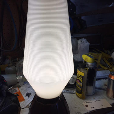 XL Beehive Accent Lamp by MadModWorldVintage