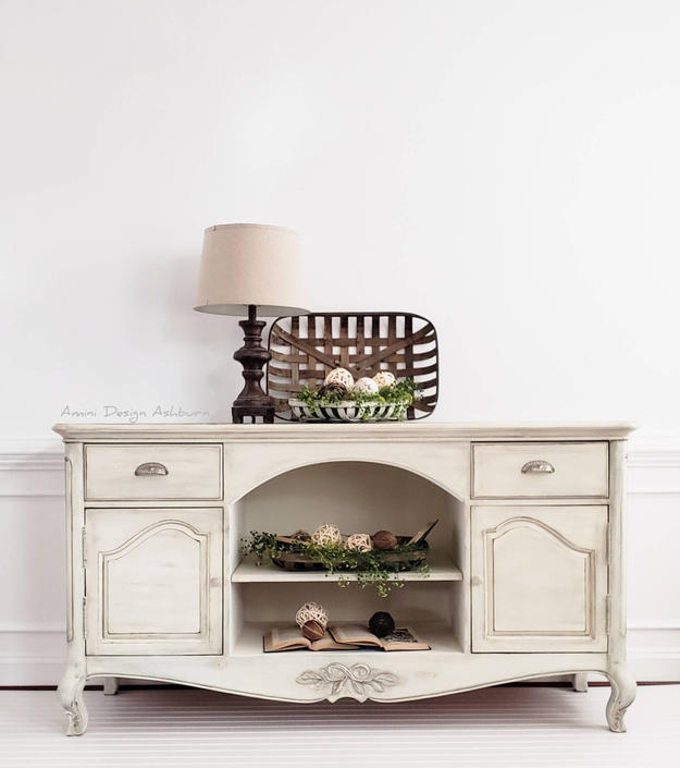 French Country Sideboard Buffet by AminiDesignAshburn