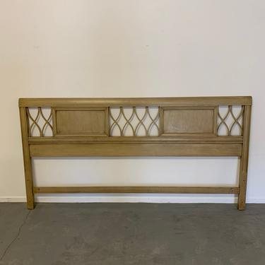 Ready for customization White Furniture Co king headboard by McKennaDesignCompany