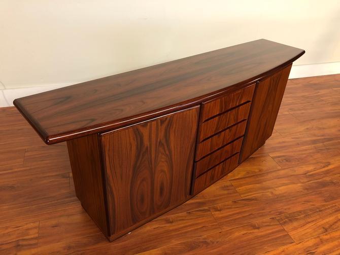 Rasmus Vintage Danish Rosewood Sideboard by Vintagefurnitureetc