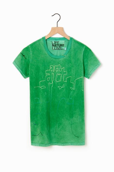 4 Art T-shirt