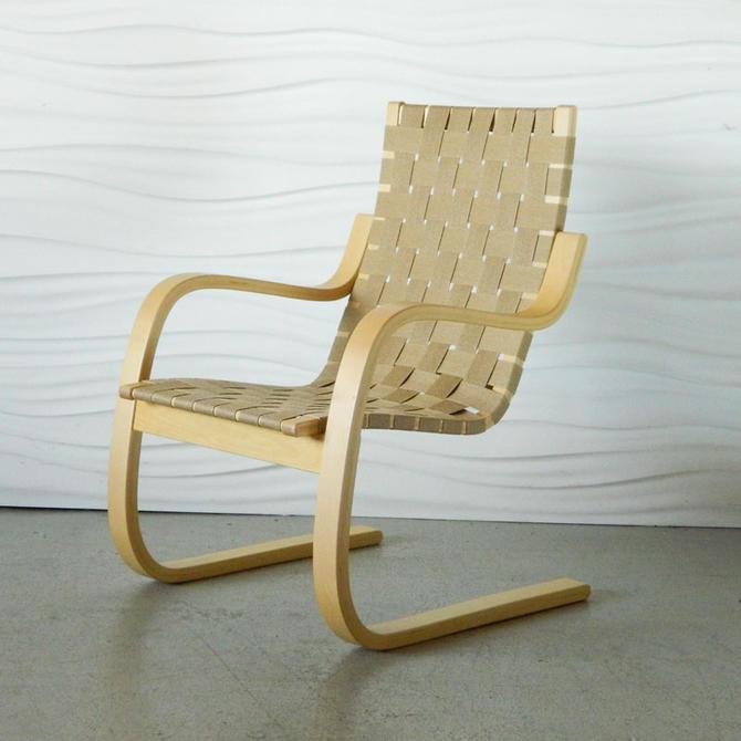 HA-051 Artek Alvar Aalto 406 Arm Chair