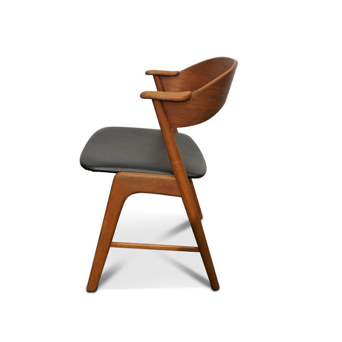 Kai Kristiansen model 32 Desk Chair Original Danish Modern by LanobaDesign