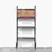 Single Section WeBe Shelving Unit by Louis Van Teeffelen