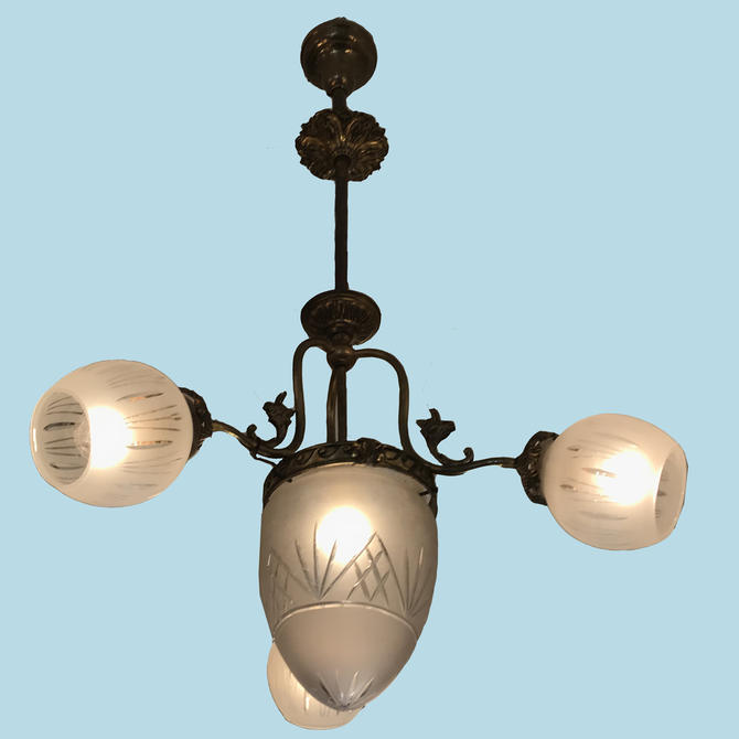 French Ceiling Light