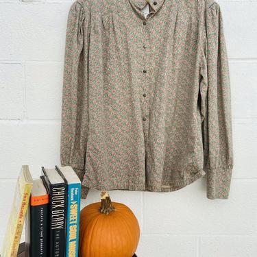 Scully Rose Puff Sleeve Blouse