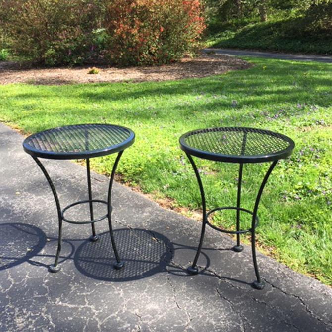 HA-19103 Small Metal Outdoor Tables