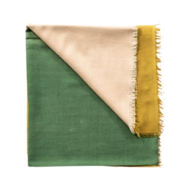 Blok Topaz - Cashmere Silk Scarf