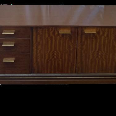 1960s Nathan Furniture Mid Century Modern Credenza