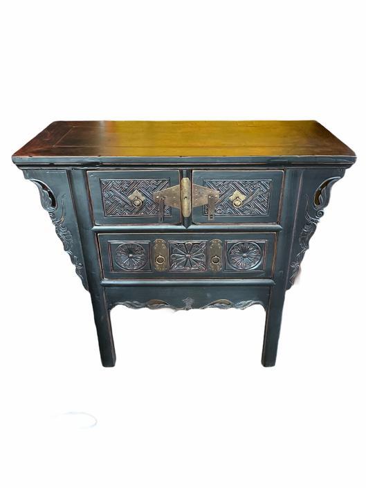 Black Shanxi Cabinet