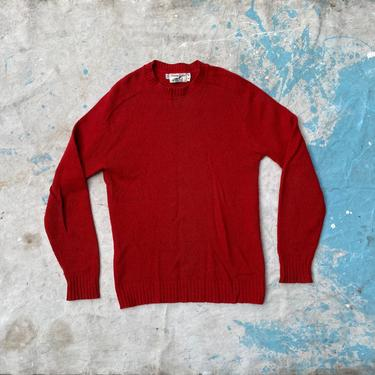 Vintage Winona Knits Crewneck Sweater USA by NorthGroveAntiques