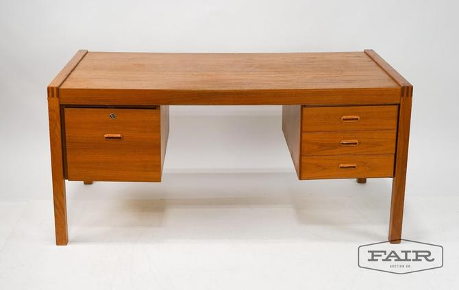 Bent Silberg Teak Desk