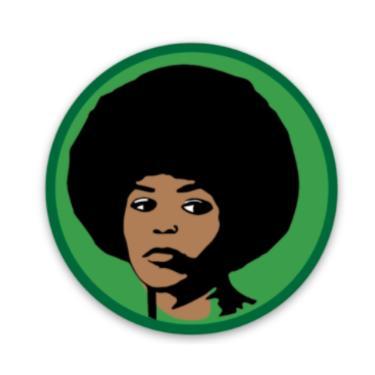 Angela Sticker
