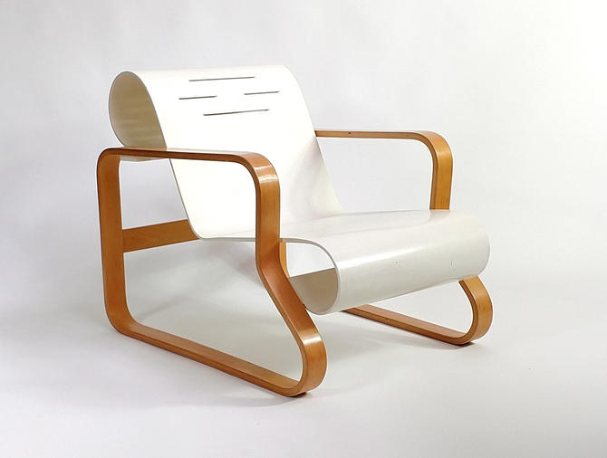 Paimio Chair / Authentic by Alvar Aalto by ModernMixPlus