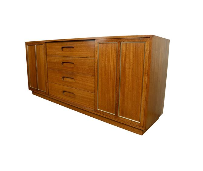 Harvey Probber Credenza Sideboard Long Dresser Mid Century Modern by HearthsideHome