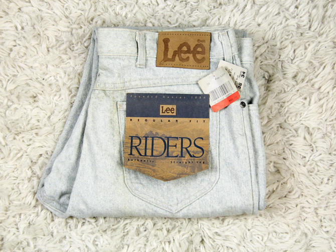 eff00c35 90s LEE Jeans 36x34, 90s Mom Jeans High Waisted, Plus Size Mom Jeans 36&
