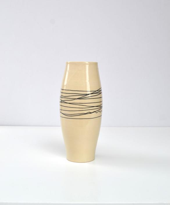 String Theory Vase