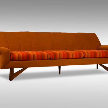 Mid Century Modern Flexsteel Sofa, Circa 1960s - *Please ask for a shipping quote before you buy. by CoolCatVintagePA