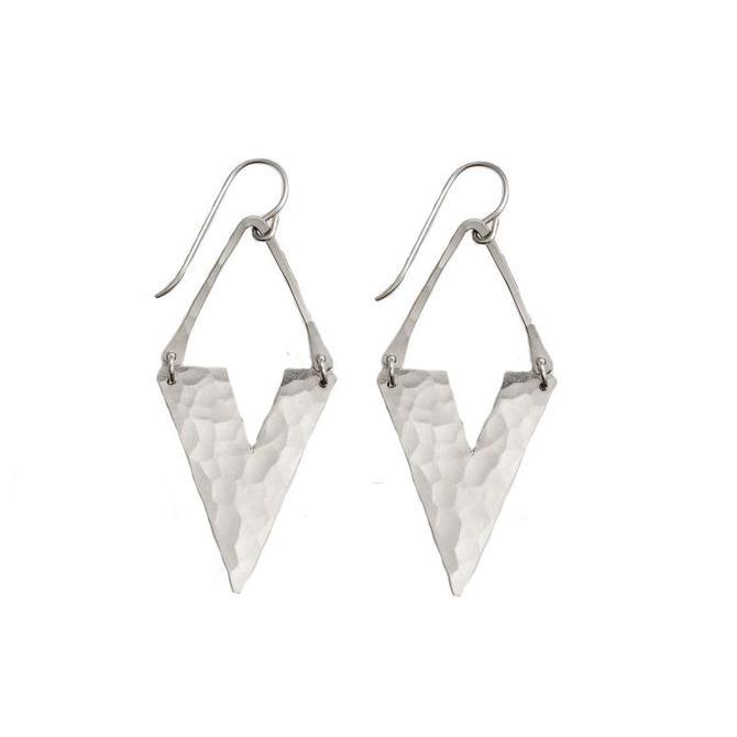 Viv Earrings - Silver