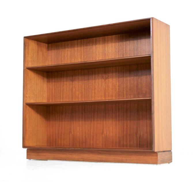 Mid Century Bookcase By I.B.Kofod-Larsen by SputnikFurnitureLLC