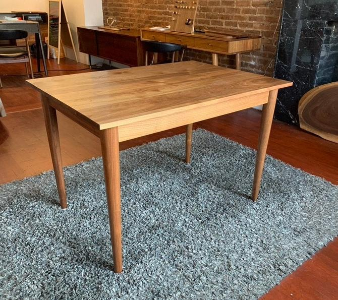 Walnut Dining Room Table - The Watson Table - In Stock! by STORnewyork