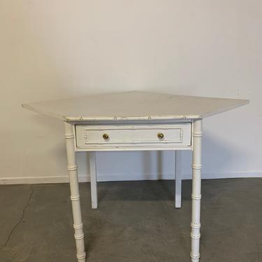 Ready for customization Thomasville Allegro corner desk by McKennaDesignCompany