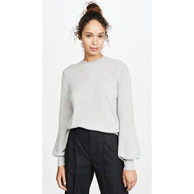 Demylee Carmen Sweater - Grey
