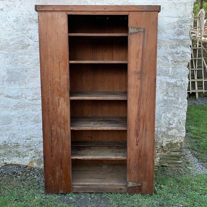 Vintage Cupboard/Bookcase