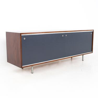 George Nelson for Herman Miller Mid Century Sliding Door Credenza - mcm by ModernHill