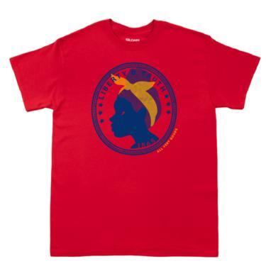 Apparel - Liberty T-Shirt (red)