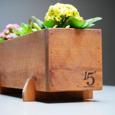 Planter Box With Base by FifteenDegree