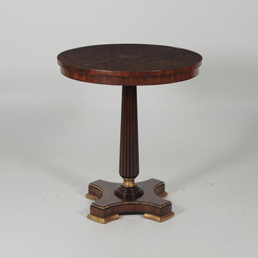 Maitland Smith Inlaid Side Table