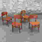 Borge Mogensen Model 122 Dining Chairs