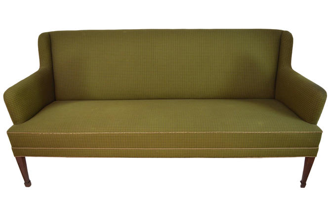 Danish Frits Henningsen Sofa by RetroPassion21