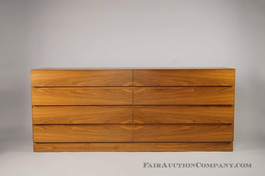 danish 8 drawer dresser by vinde from fair auction co attic