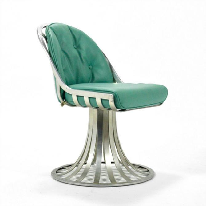 Woodard Aluminum Chair