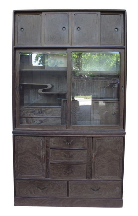 15C5 Cha Tansu 2 Section (Awaiting restoration)