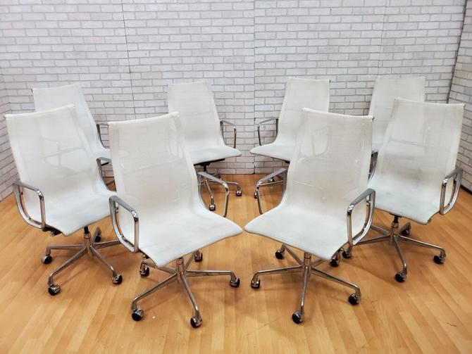 Charles Eames for Herman Miller Conference Room Office Chairs - Set of 8