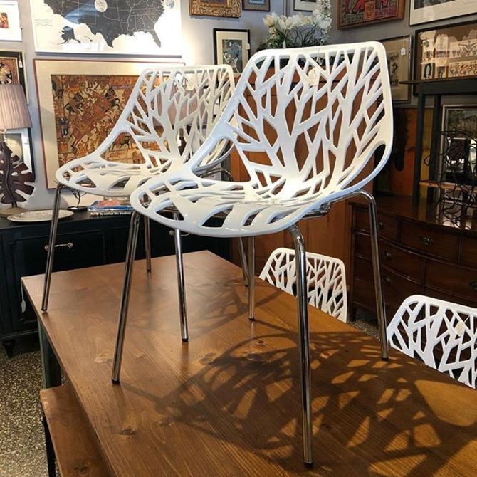 8 awesome modern chairs - $65 each!