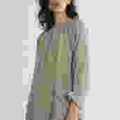 ISABELLA DRESS | stripe | size S