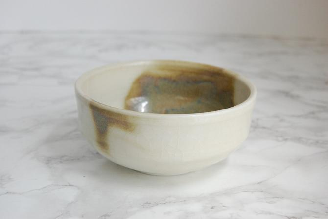 Vintage Art Pottery Bowl - Studio Pottery - Decorative Bowl - Boho Decor by PursuingVintage1