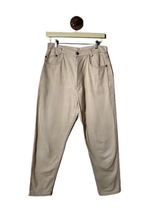 "(28"") Neo Nimes Tan Denim Pants 022221"